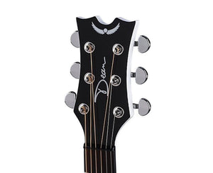 Dean AXS Performer Acoustic-Electric Guitar in Classic White Acoustic Dean