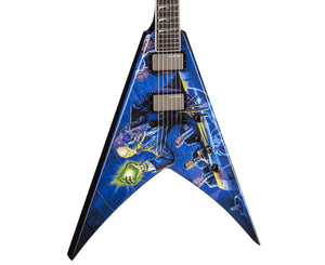 Dean Dave Mustaine VMNT Rust in Peace Electric Guitar w/ Case - Megatone Music