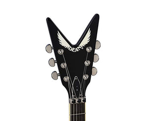 Dean '79 Series ML with Floyd Transparent Brazilia Burst Electric Dean