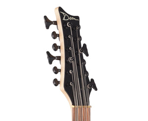 Dean Rhapsody 12 12-String Bass Transparent Black