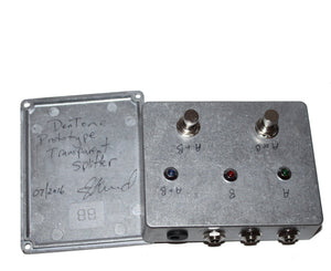 DenTone Prototype Transparent Splitter - One Off - Megatone Music