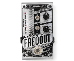 DigiTech FreqOut Natural Feedback Creator Noise Generator DigiTech