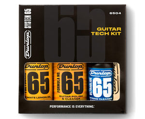 Dunlop 6504 Guitar Tech Care Kit - Megatone Music