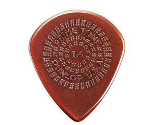 Dunlop Primetone Jazz III Sculpted Picks 1.4mm Picks Dunlop