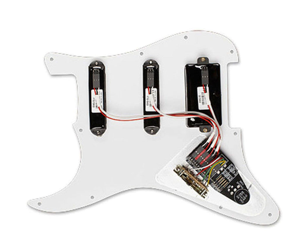 EMG SL20 Steve Lukather Signature Prewired Loaded Pickguard in Black - Megatone Music