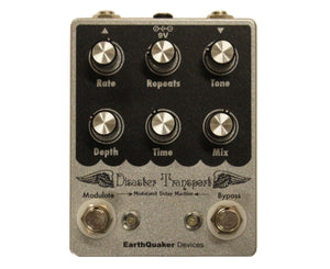 EarthQuaker Devices Disaster Transport Modulated Delay Machine - Megatone Music