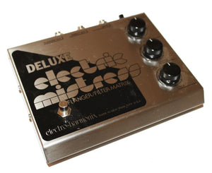 Electro-Harmonix Deluxe Electric Mistress Flanger/Filter Effects Pedal - Megatone Music