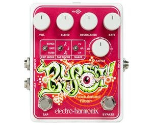 Electro-Harmonix Blurst Filter and Synthesizer Guitar Pedal