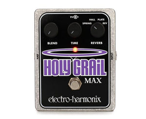 Electro-Harmonix Holy Grail Max Reverb Effects Pedal