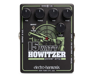 Electro-Harmonix Howitzer 15w Guitar Preamp and Amplifier