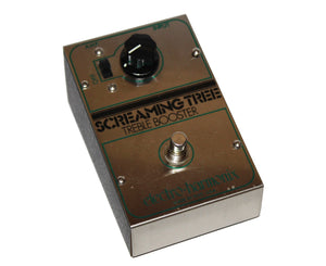 "Electro-Harmonix Screaming Tree Treble Booster - Late 70""s - Megatone Music"