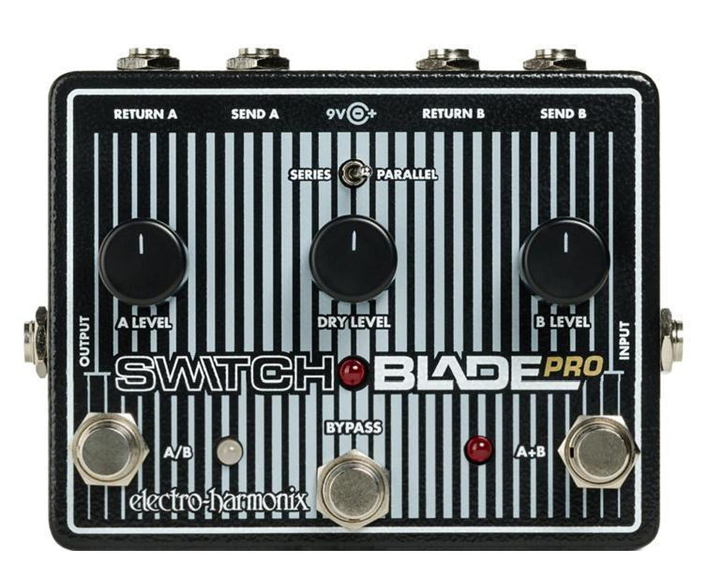 Electro-Harmonix Switchblade Pro Channel Pedal Switcher
