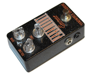 Emerson Paramount Handwired Analog Overdrive - Limited Edition Black Sparkle - Megatone Music