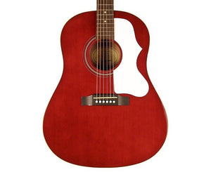 Epiphone 1963 EJ-45 Acoustic Guitar in Wine Red
