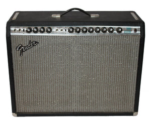 Fender Twin Reverb - Vintage 1975 Silverface 2x12""