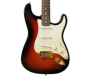 Fender American 50th Anniversary Limited Edition Stratocaster in Antique Sunburst 1996