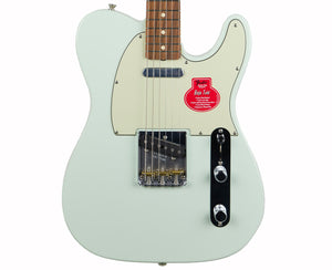Fender Classic Player Baja 60's Telecaster in Faded Sonic Blue