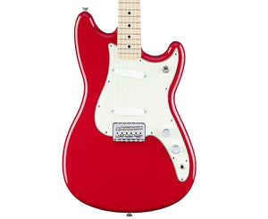 Fender Duo-Sonic Electric Guitar In Torino Red