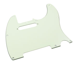 Fender USA American Telecaster, 8-hole Pickguard in Mint Green