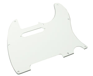 Fender USA American Telecaster, 8-hole Pickguard in Parchment
