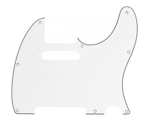 Fender USA American Telecaster, 8-hole Pickguard in White