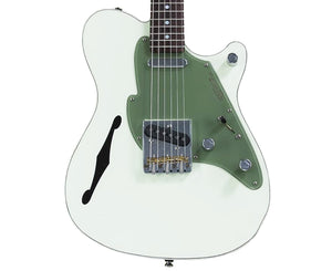 Fret-King FKV25JJ John Jorgenson Signature Electric Guitar in Arcadia Green - Megatone Music