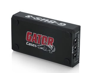 Gator G-Bus-8-US Power Supply - Megatone Music