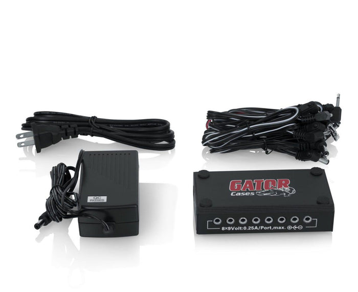 Gator G-Bus-8-US Power Supply