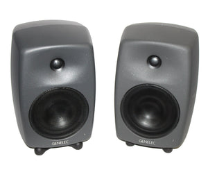 Genelec 8040BPM Bi-Amplified Monitor (Pair) - Megatone Music
