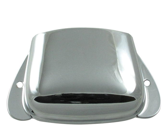 Original Fender® bridge Ashtray Cover for Vintage P-Bass, Chrome