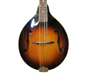 Gibson A50 A-Style Mandolin in Sunburst 1958 with Original Case