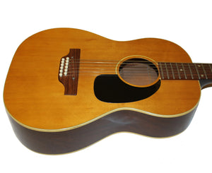 Gibson 1970 B25-12N 12-String Small Body Acoustic Guitar in Natural Finish - Megatone Music