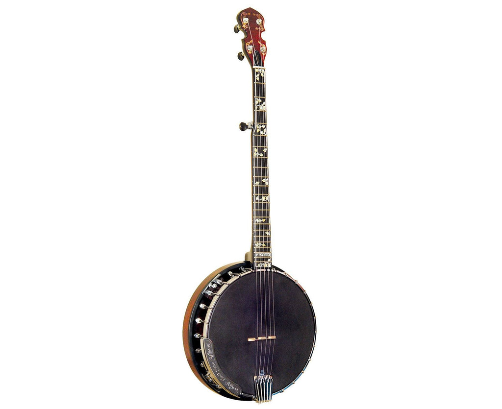 Gold Tone ML-1 Missing Link Béla Fleck Baritone Banjo with Case Banjo Gold Tone