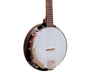 Gold Tone CC-Banjitar Cripple Creek 6-string Banjo Guitar Banjo Gold Tone