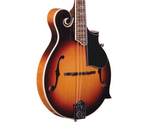 Gold Tone GM-35 F-Style Mandolin with Case Mandolin Gold Tone