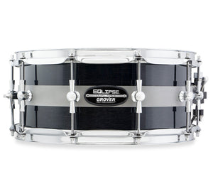 "Grover Pro Percussion EQlipse Dual Apex Snare Drum 6""x14"""