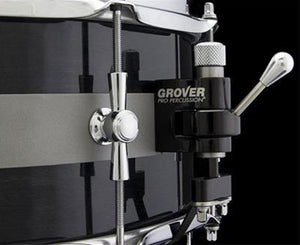 "Grover Pro Percussion EQlipse Dual Apex Snare Drum 6""x14"" - Megatone Music"