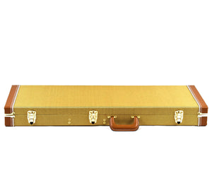 Guardian CG-035-E Tweed Hardshell Electric Guitar Case - Megatone Music