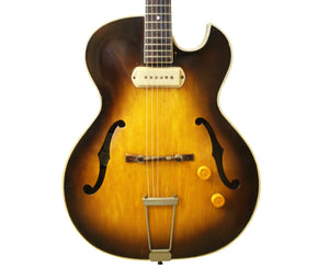 "Guild T-100 ""Slim Jim"" Semi-Hollowbody Electric Guitar 1957"