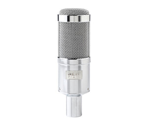 Heil Sound PR40 Chrome Large Diameter Dynamic Cardioid Studio Microphone