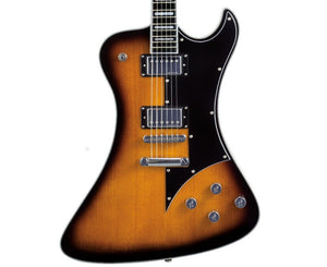 Hagstrom Fantomen Electric Guitar in Tobacco Sunburst - Megatone Music