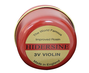 Hidersine PV-303 Violin Rosin Clear, Medium Rosin Hidersine