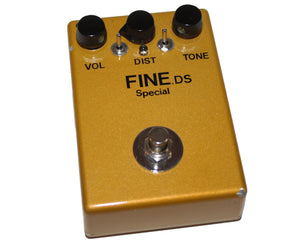 Human Gear Fine.DS Special Effects Pedal Overdrive Human Gear