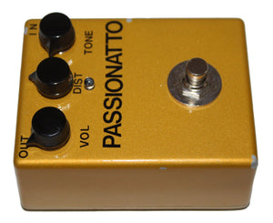 Human Gear Passionatto Distortion Effects Pedal Distortion Human Gear
