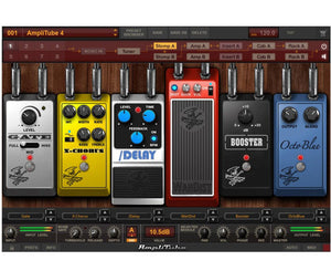 IK Multimedia AmpliTube Slash V1.5 - Megatone Music