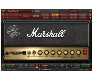 IK Multimedia AmpliTube Slash V1.5