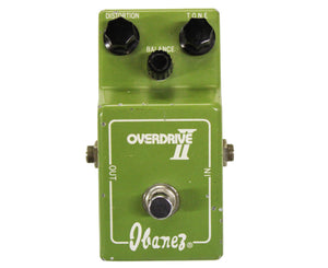 Ibanez Overdrive II Vintage OD 855 Version 2 Flying Fingers - Rare - Megatone Music