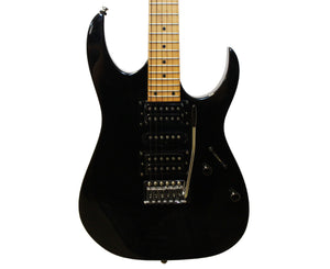 Ibanez RG170BK Electric Guitar in Gloss Black - Megatone Music