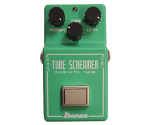 Ibanez TS-808 Tube Screamer Overdrive Pro Reissue MIJ