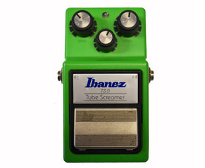 Ibanez TS-9 Tube Screamer Overdrive Reissue MIJ